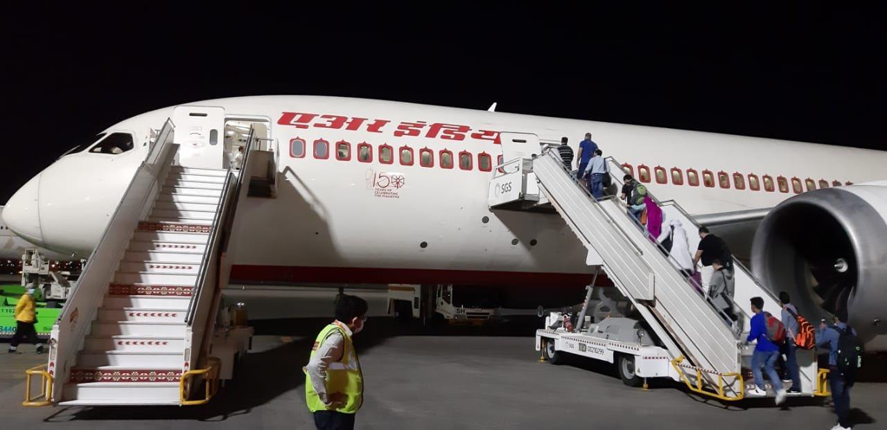 Air India International Flights