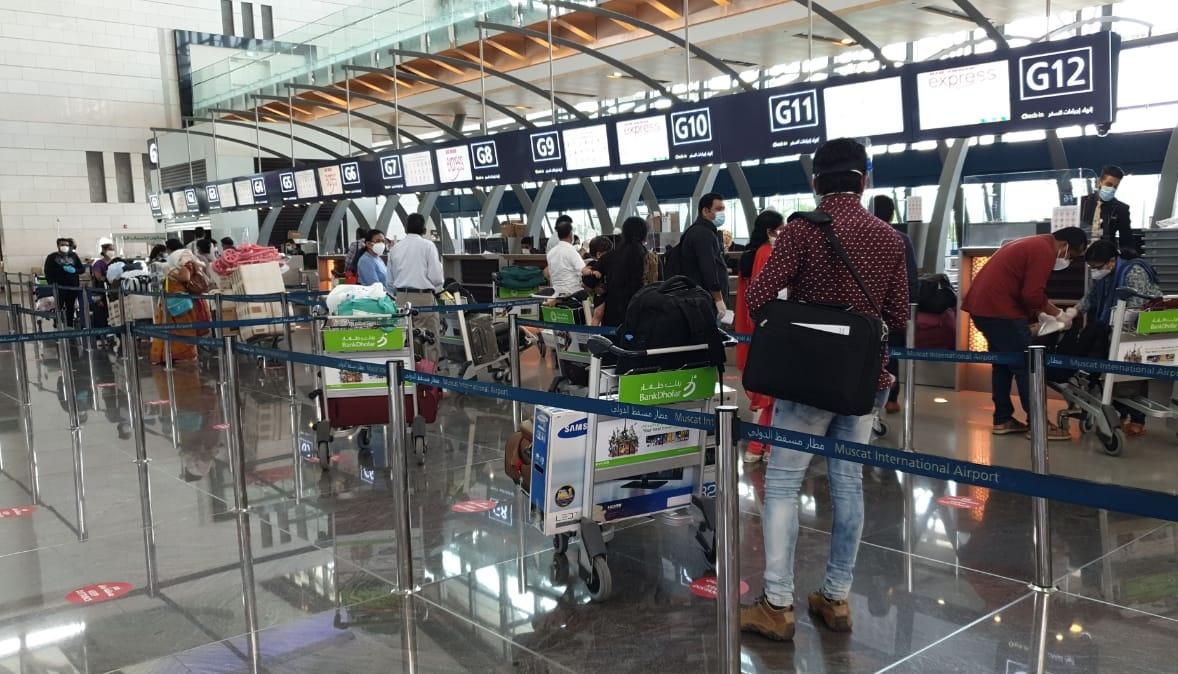 New SOP for International Passengers