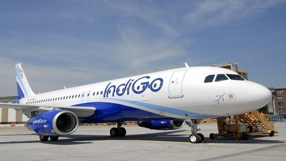 Indigo New International Flight Booking