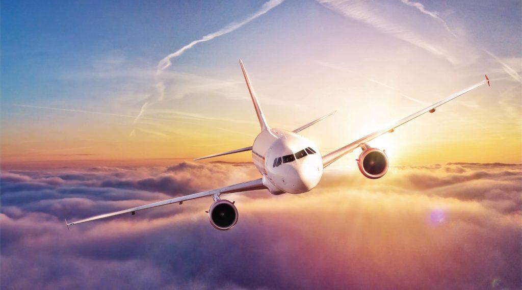 अंतरराष्ट्रीय उड़ाने