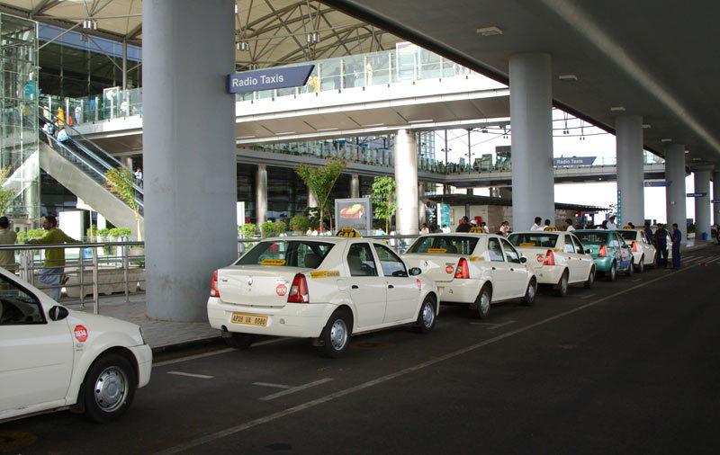 Delhi Airport Online Cab