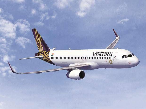 Vistara new flights