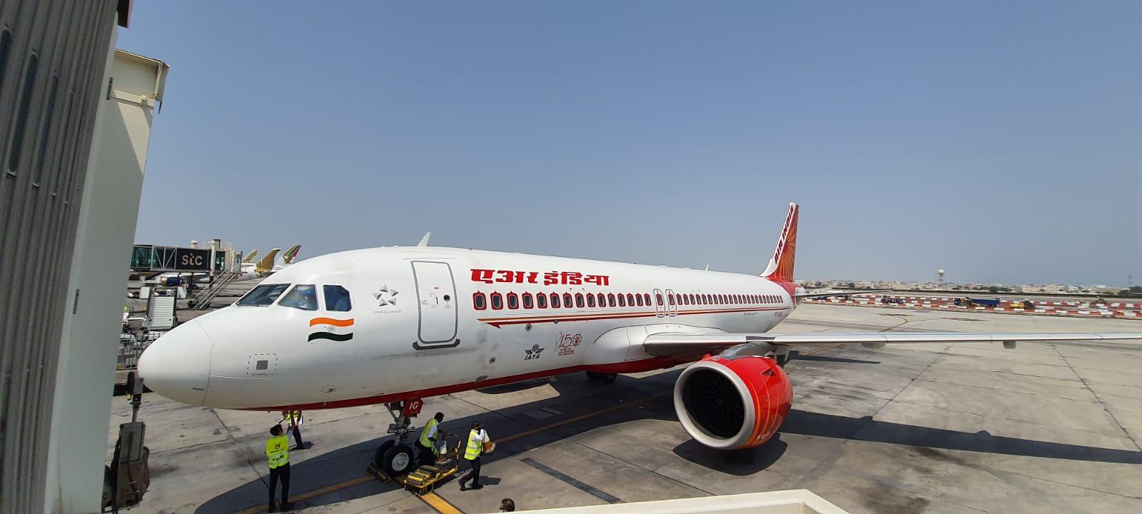 एयर इंडिया की इंटरनेशनल फ्लाइट्स