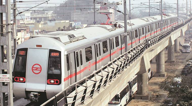 Metro Rail Service