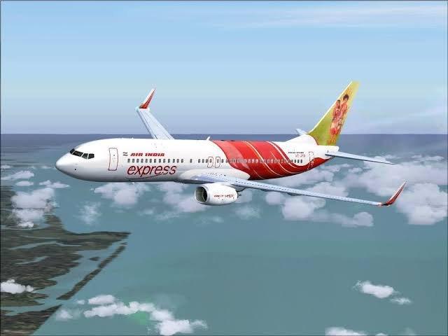 Air India Express Flight to UAE