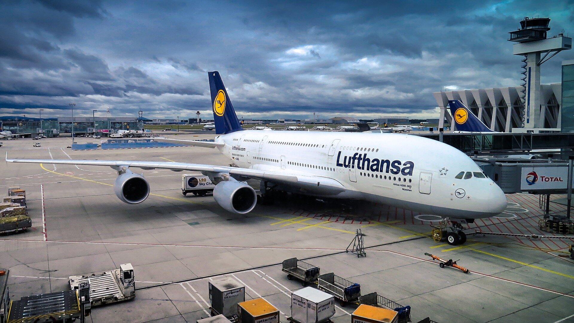 लुफ्थांसा एयरलाइन (Lufthansa)