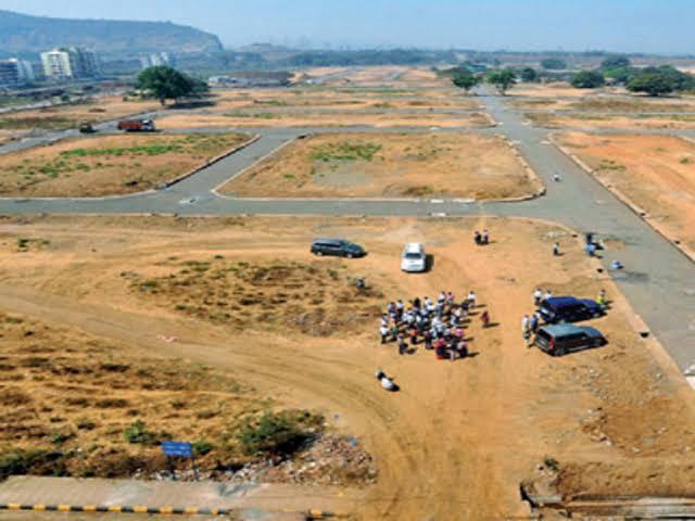 नवी मुंबई एयरपोर्ट