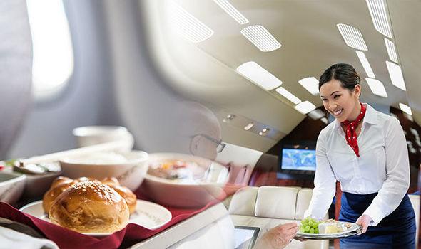 Food in Flight